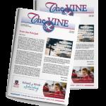 The Vine latest volume